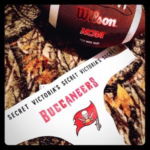 CUSTOMIZED Tampa bay buccaneers panties!